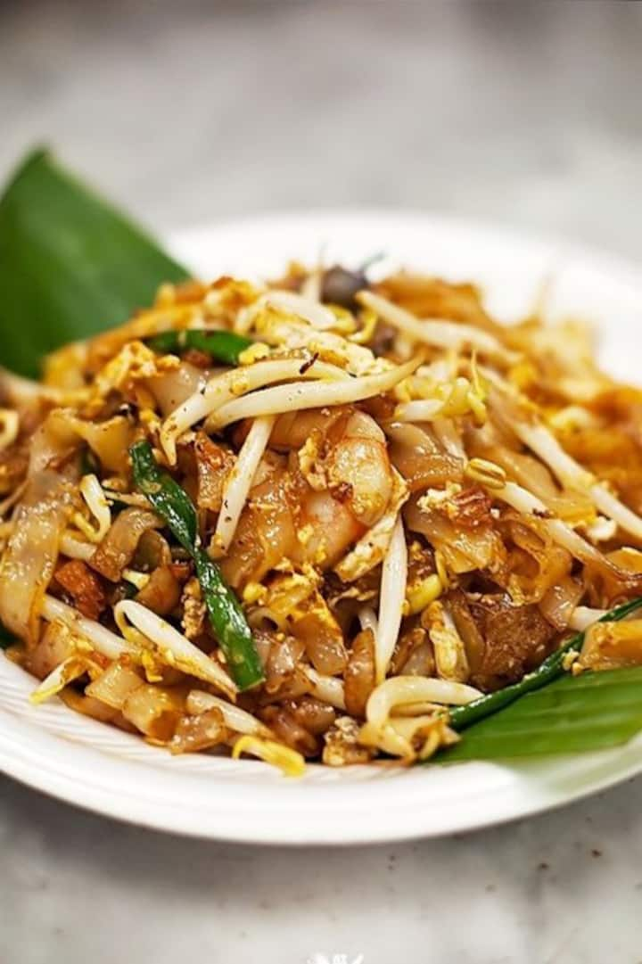 Penang's Most Love Dish- Char Koay Teow