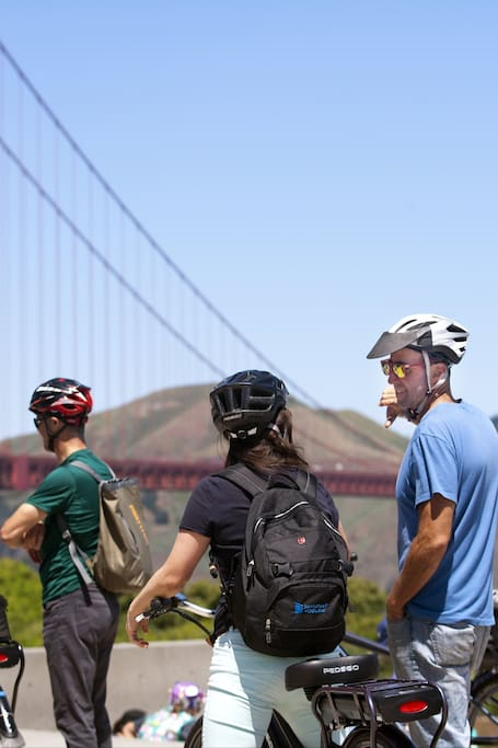 Majestic Electric Bicycle Tour