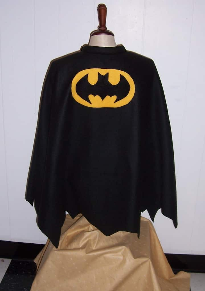 Optional Kids Cape