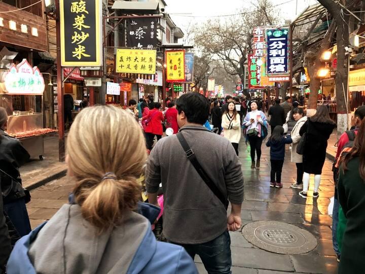 Market Visiting