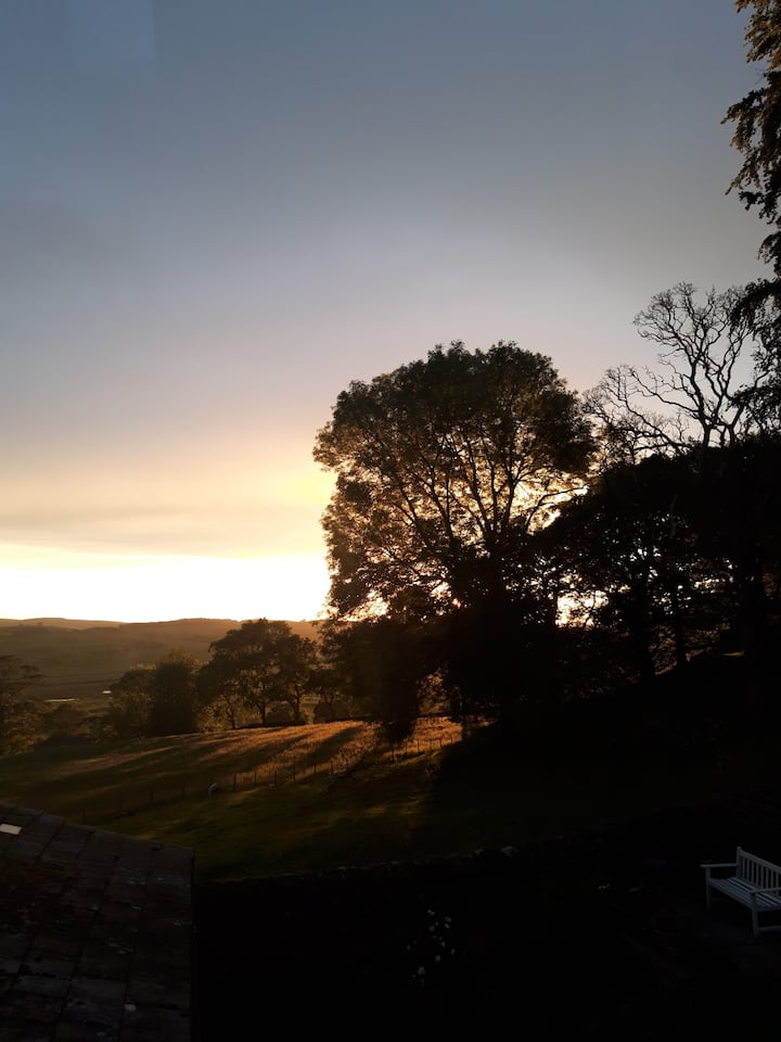 Towards Trough of Bowland from Mearbeck