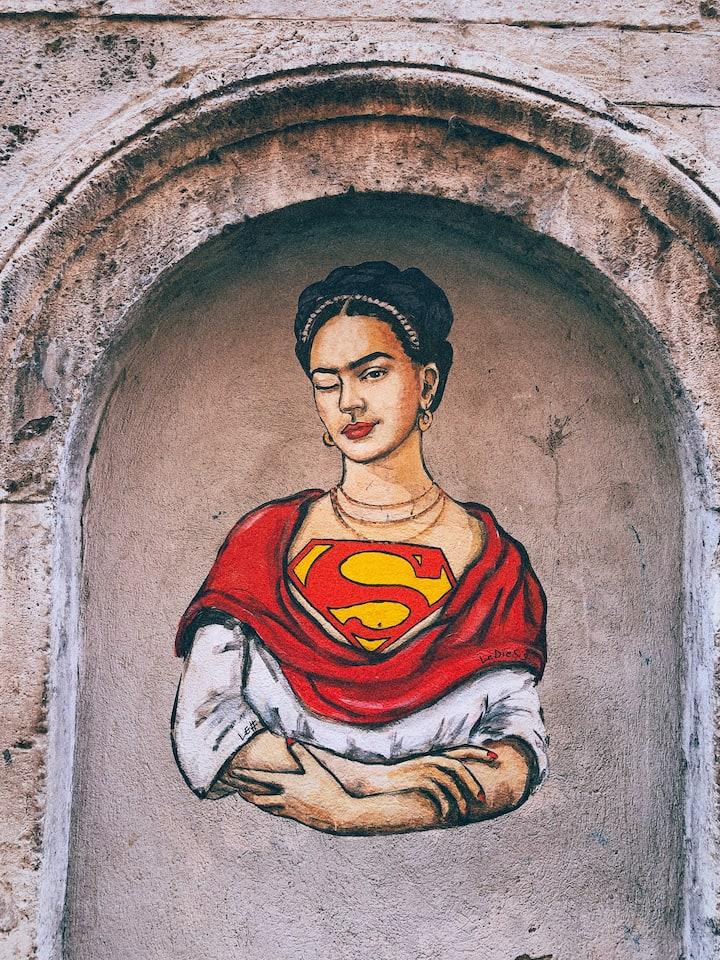 Roman murales