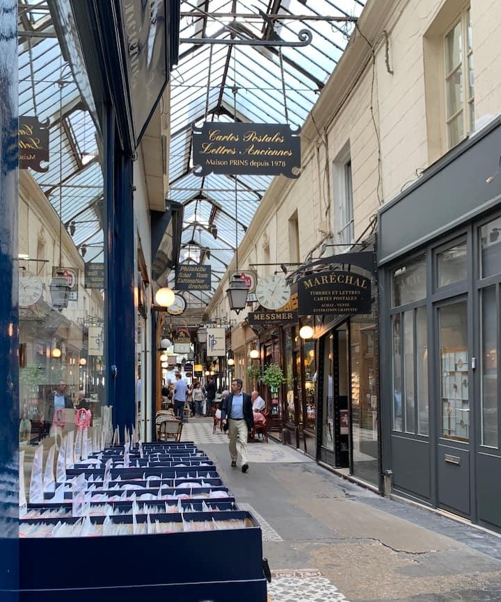 Charm of Paris Passages