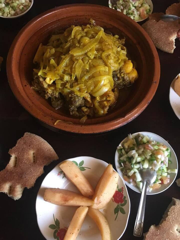 Berber dish