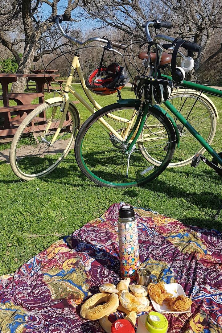 pícnic con mate