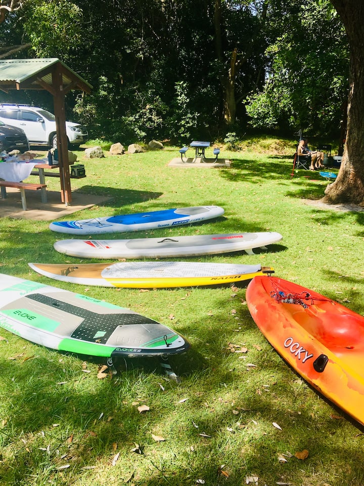 Boards to suit all skill levels