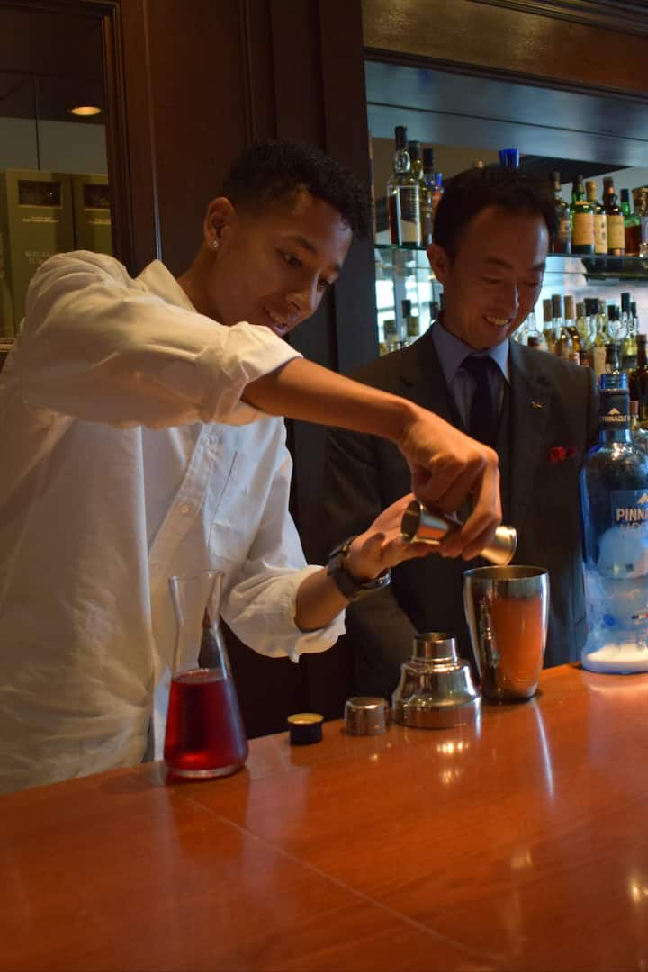 Special Pro class for drink lovers!