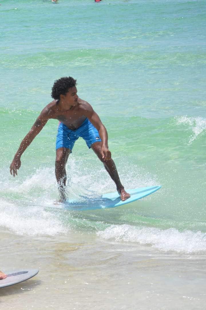 Panama City Beach Skim Day