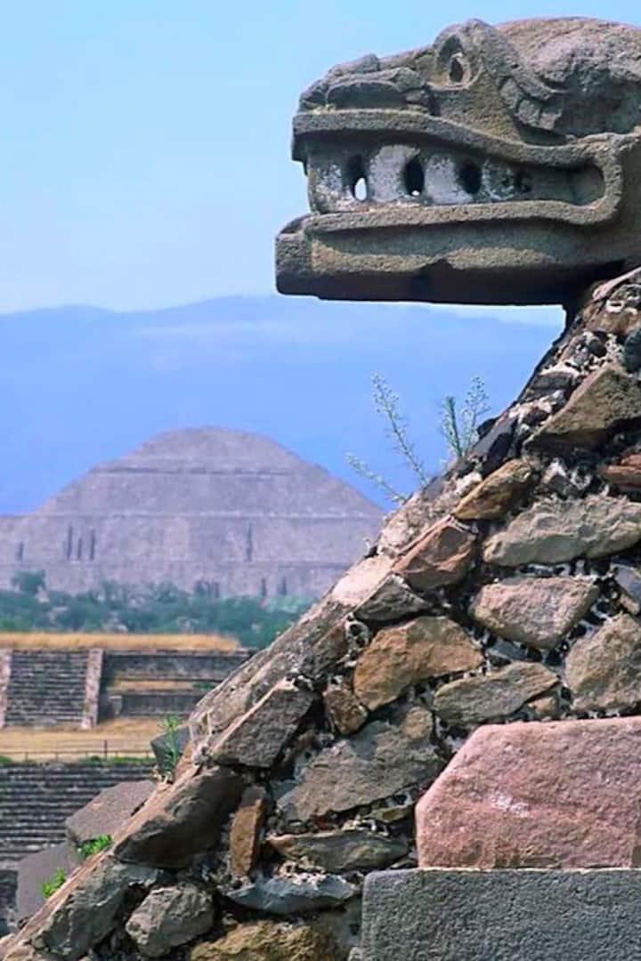 Teotihuacán la casa de la energía