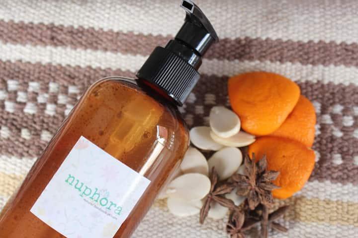 Natural Body Bath