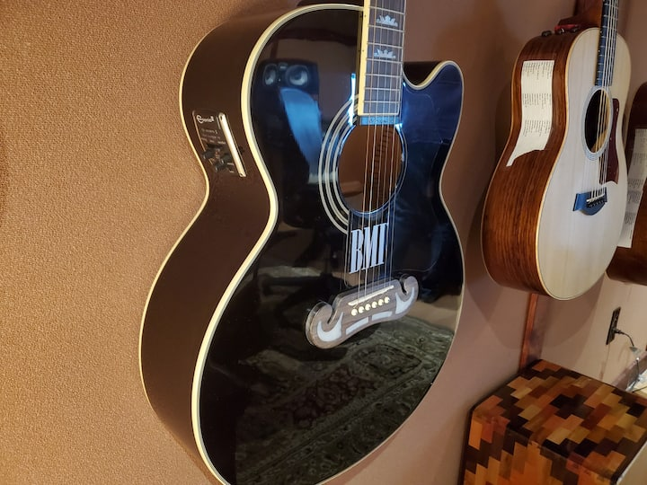 BMI #1 Guitar!