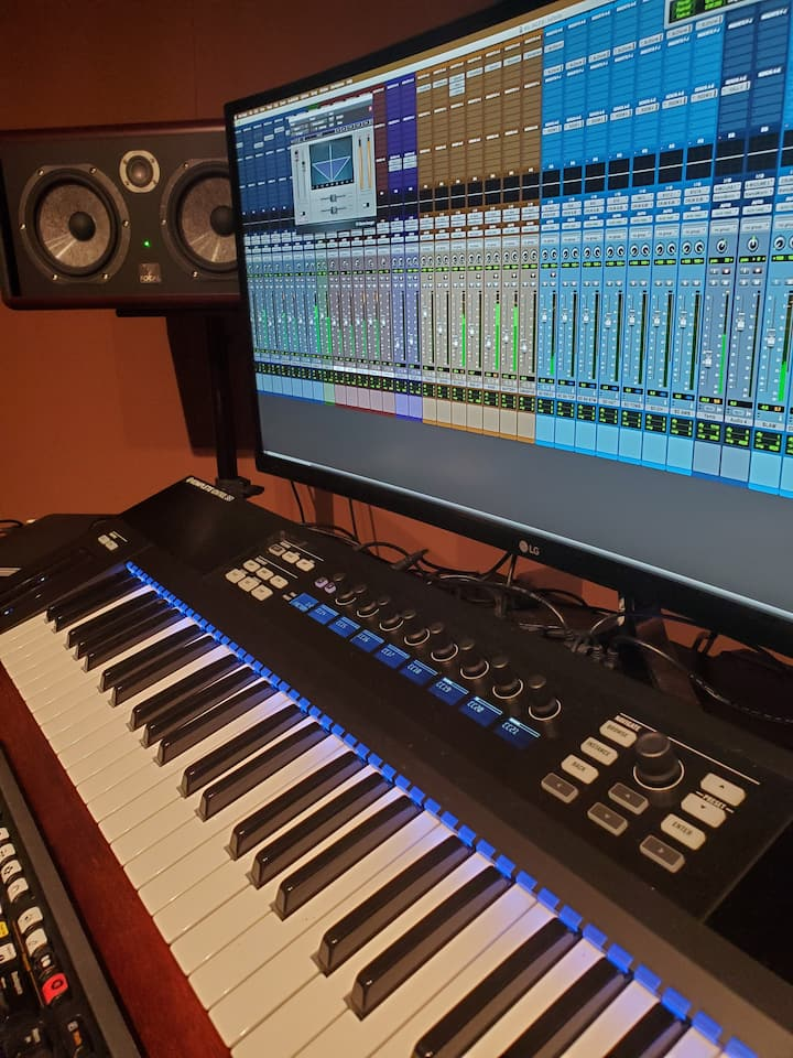 I like to work in ProTools
