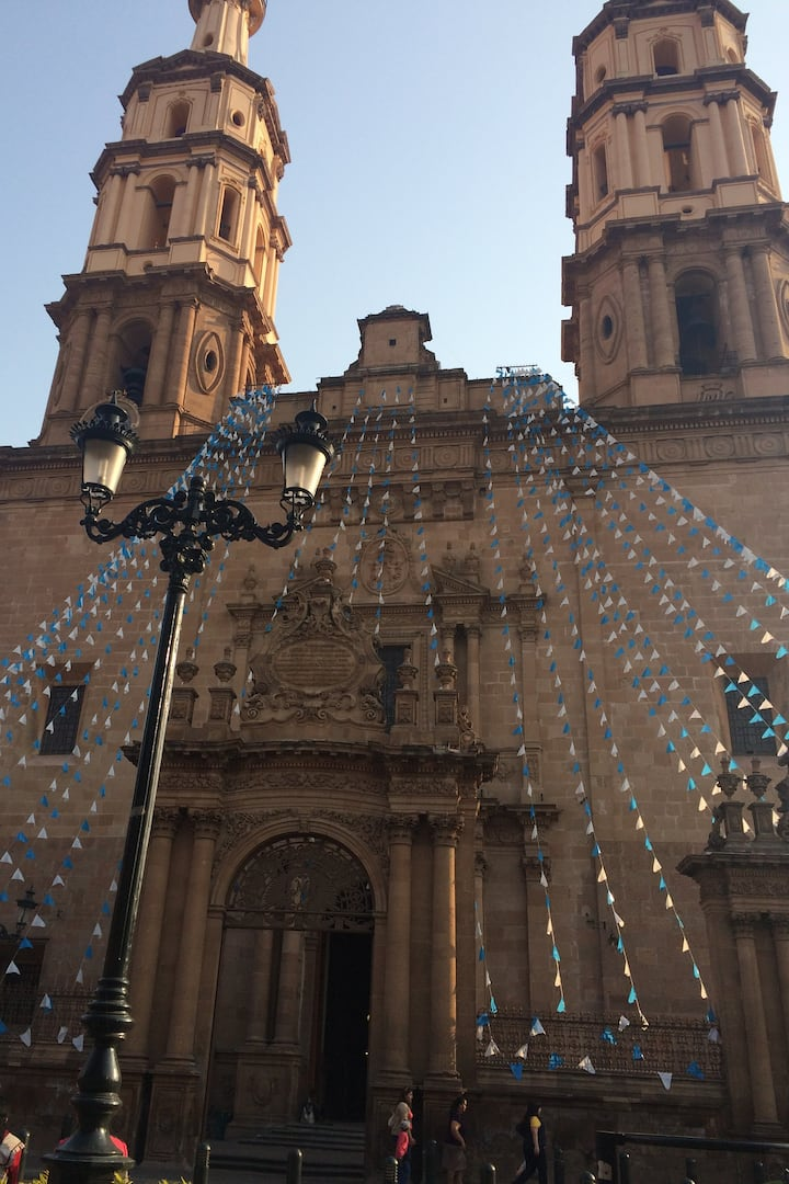 Catedral Metropolitana de León.