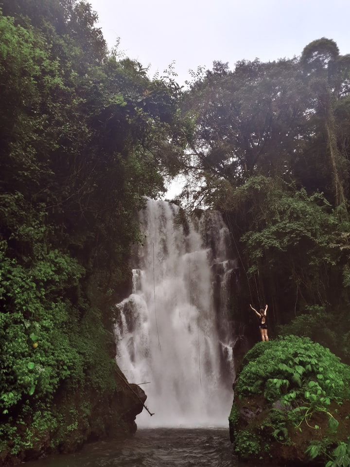 Dedari Waterfalls
