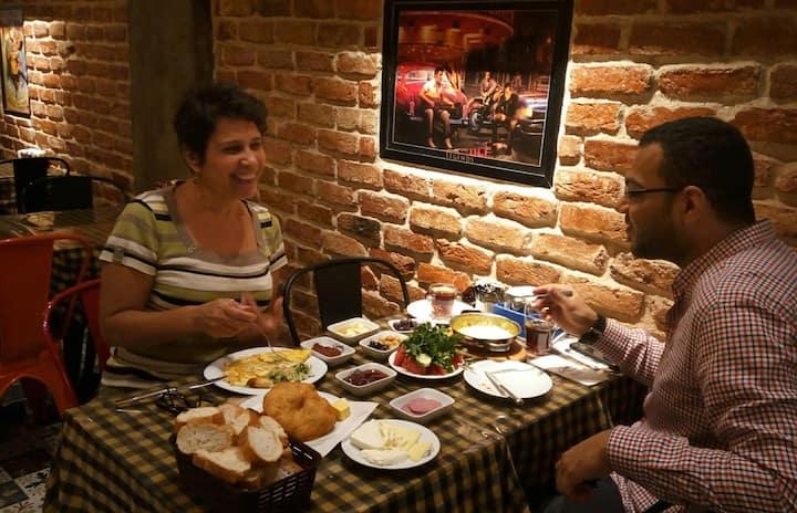 Delicious Muhlama, börek, pişi, omelette