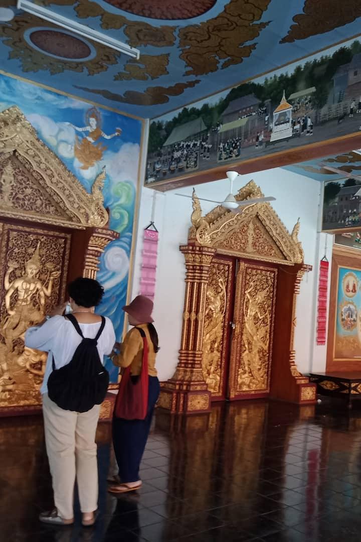 Local Temple & Museum