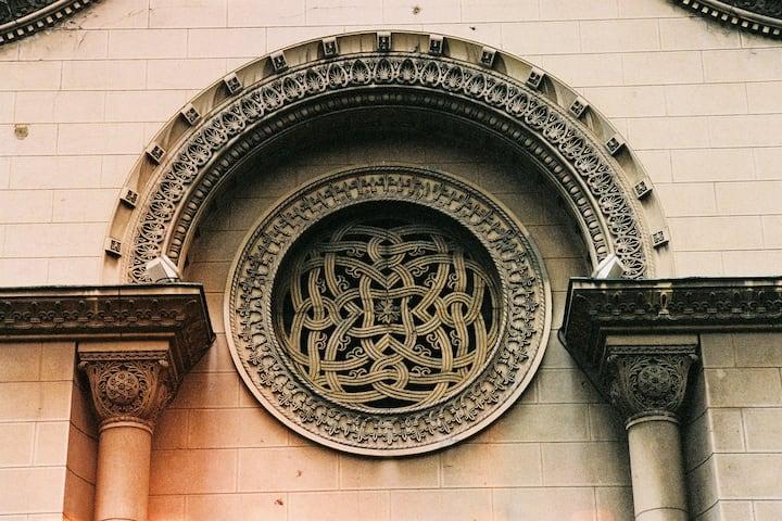 Amazing architectural details