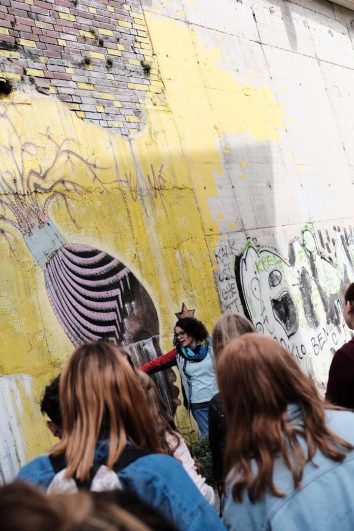 Streetart Tour Cologne