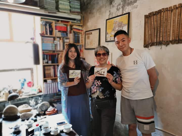 台湾朋友在军哥书屋
