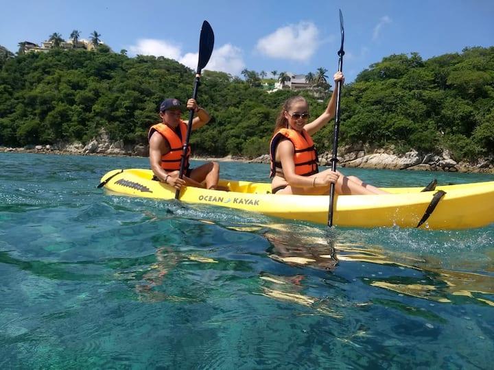 Facebook: Turismo & Aventura Huatulco