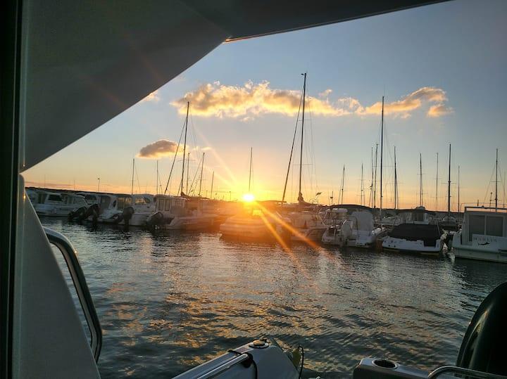 tardes y puestas de sol mágicas