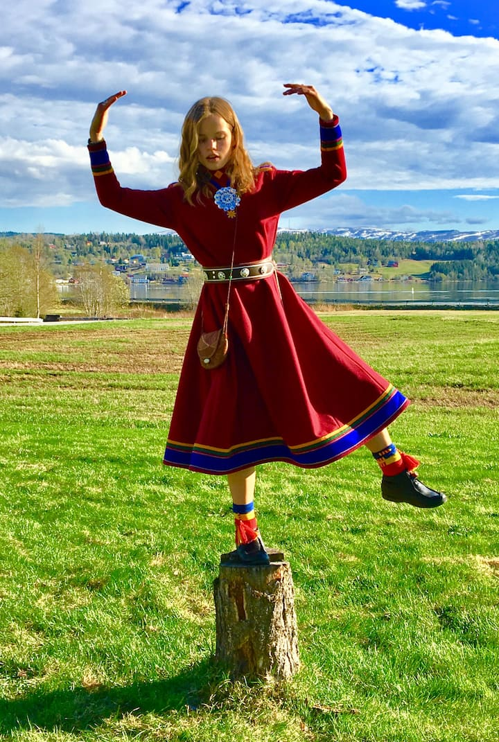 The Sami culture is still alive