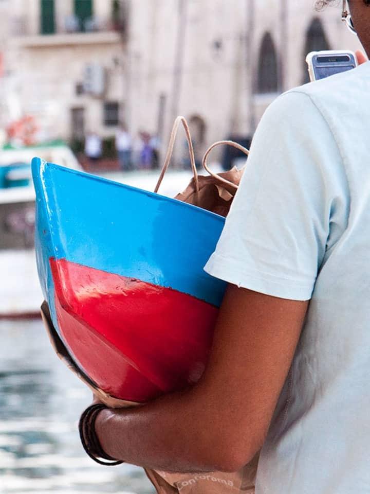 Puglia in your hands