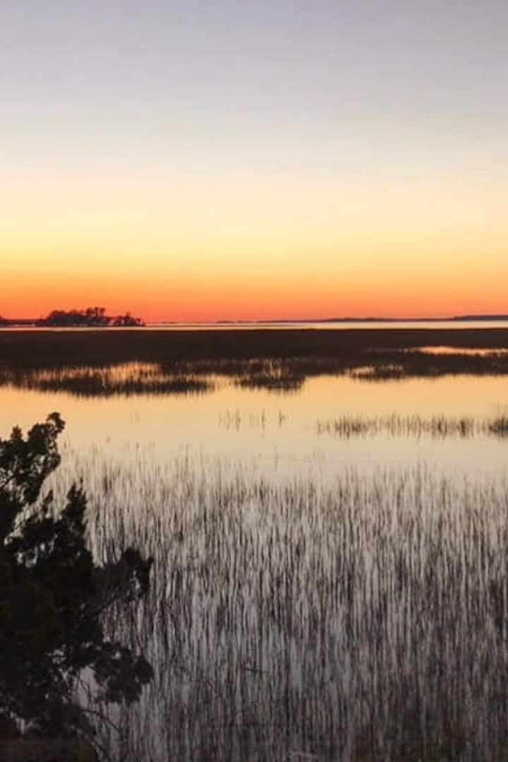 Lowcountry Marsh Colors