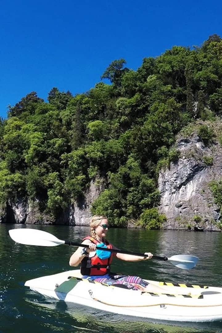 Exclusive Kayak SUP Class