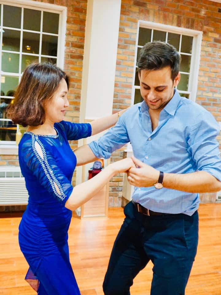 Swing Dance Class at our Dance Boutique