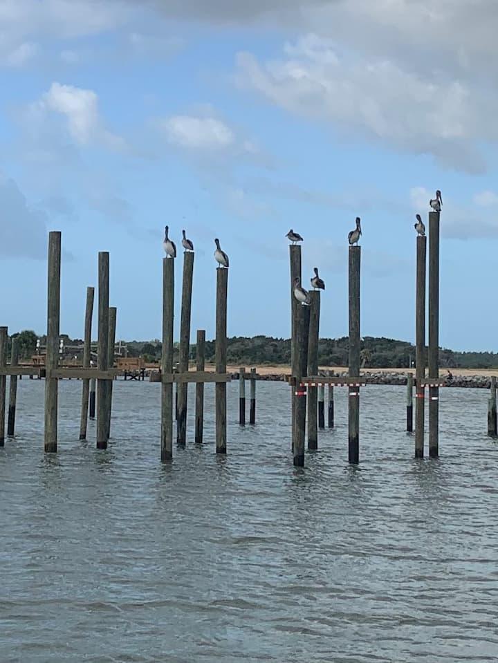 Pelican Row