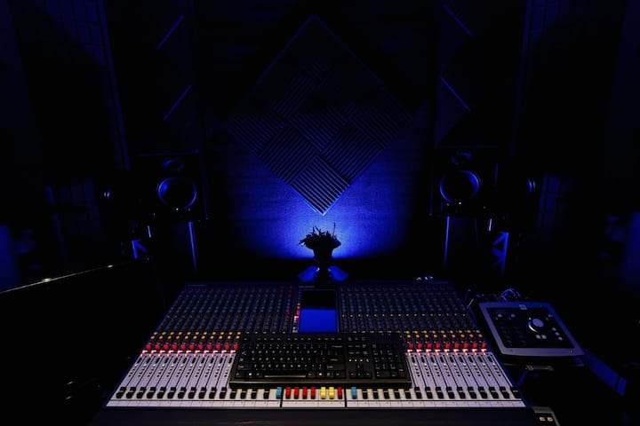 Studio Mixing Table