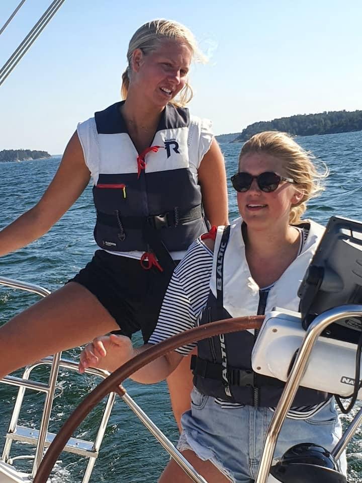 Sailing focus