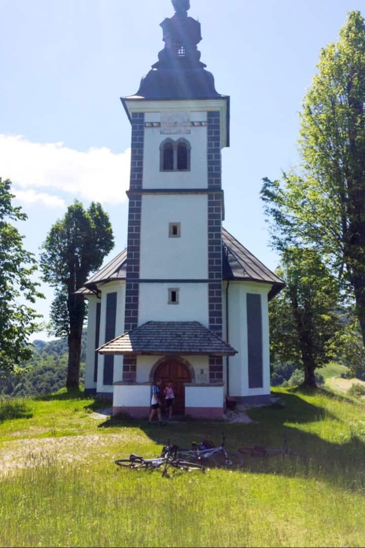 Church on Bukov vrh.