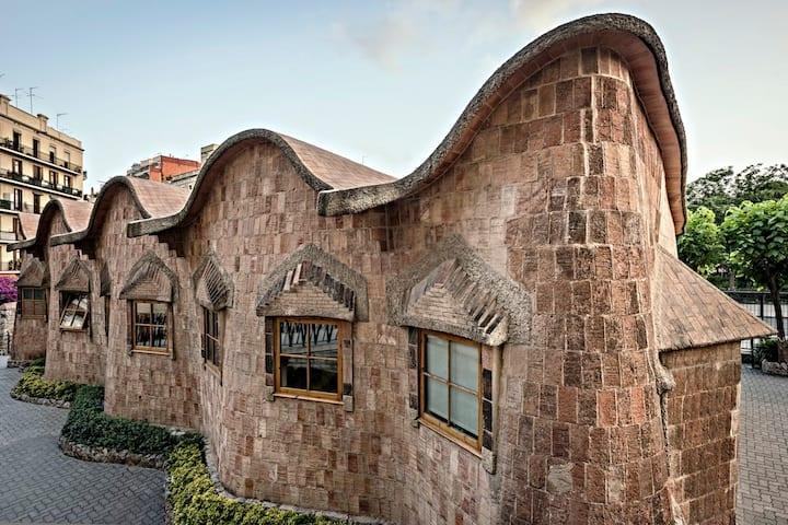 Gaudí's side project at Sagrada