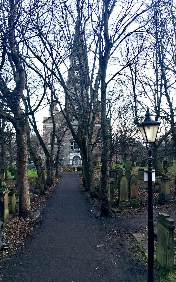 St Cuthbert's Graveyard
