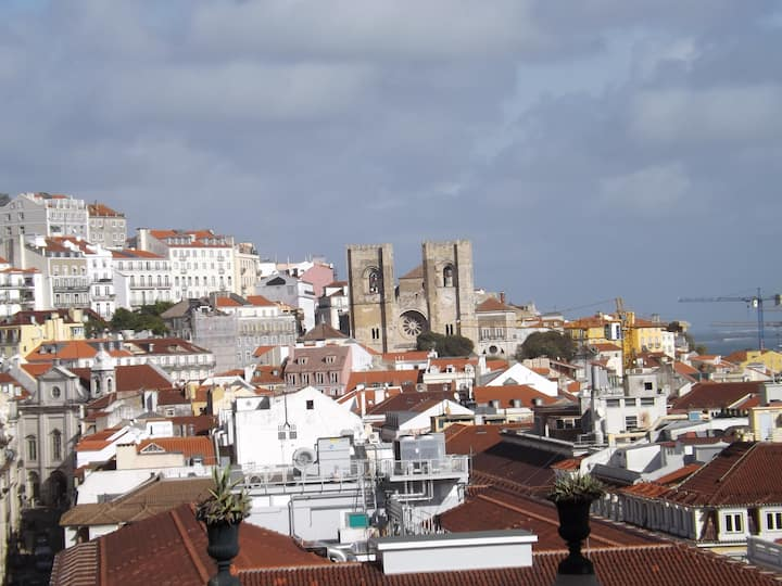 Cattedrale di Lisbona (Sé)