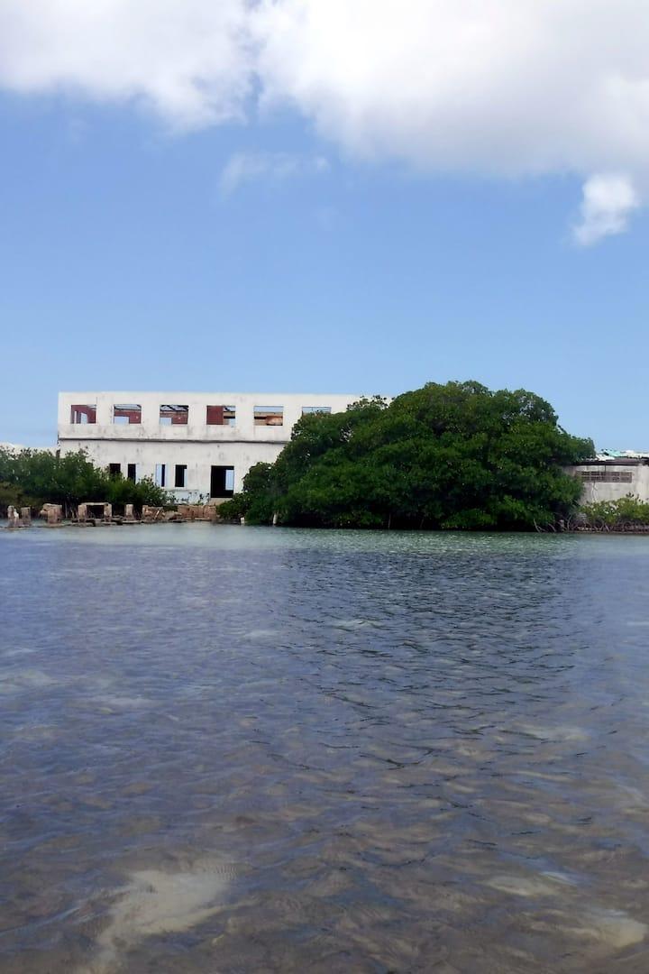 Ruins of isla de oro