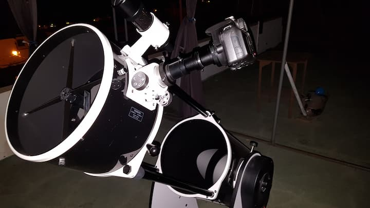 our big telescope
