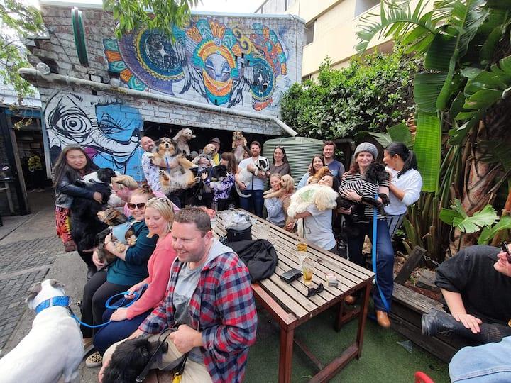Brunswick Puppy Pub Crawl in Nov 19