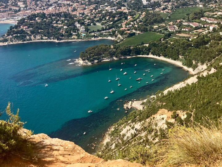 From the Cap Canaille