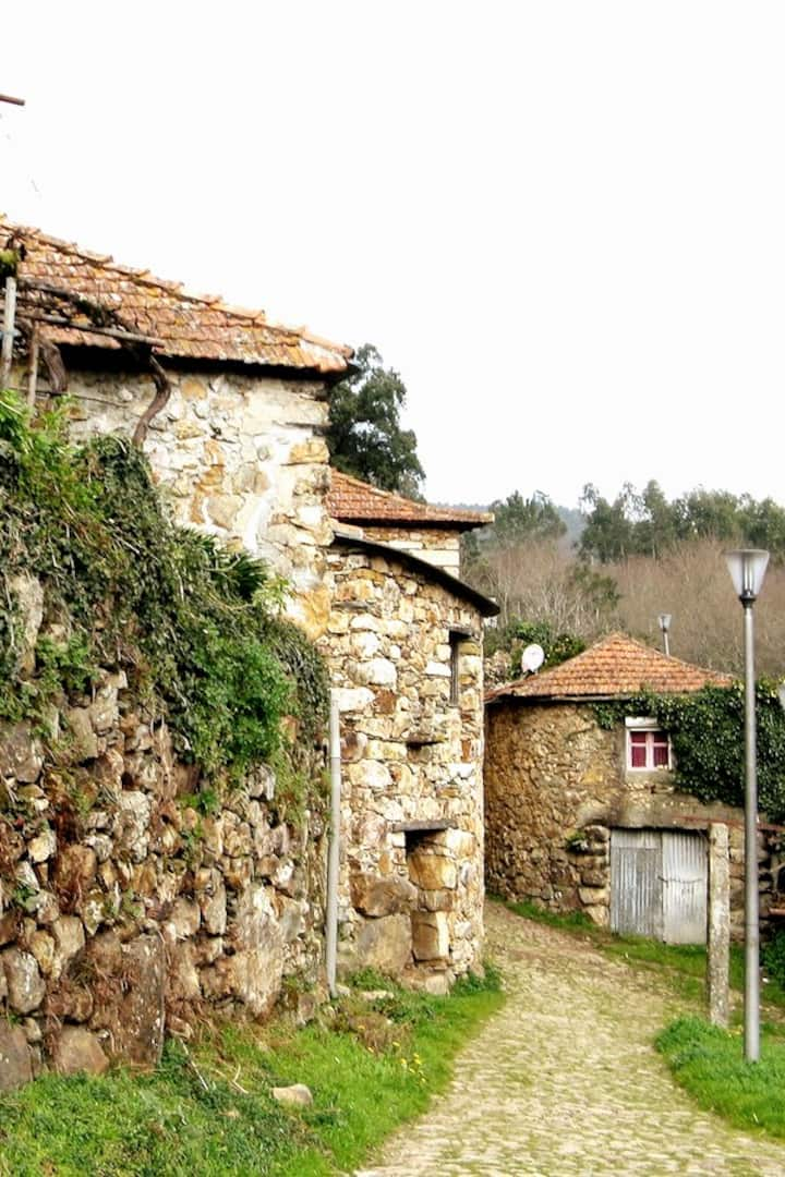 Couce - A typical Portuguese village