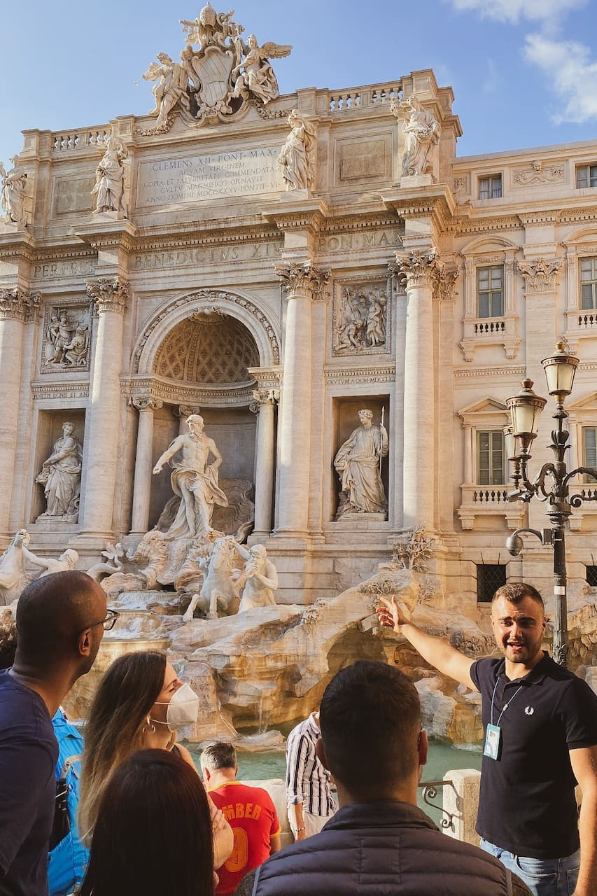 Marvels of Rome Walking Tour   Airbnb