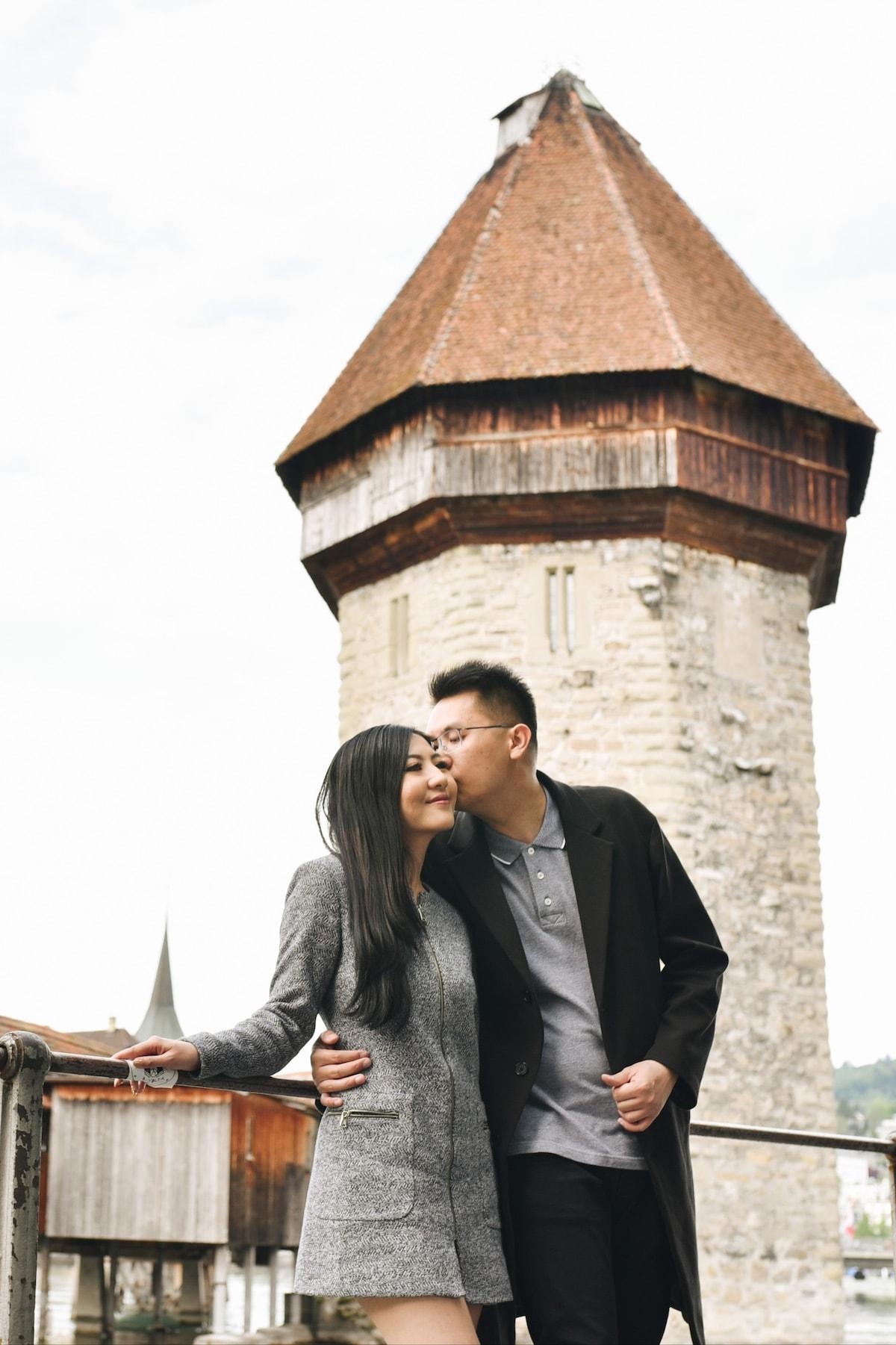 Madeleine Luzern Speed Dating randki samotne