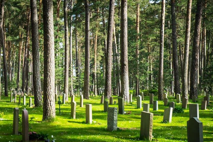 Woodland Cemetery, UNESCO World Heritage