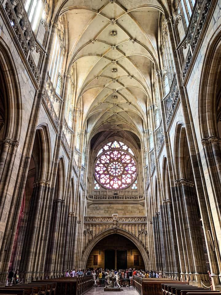 St. Vitus Catedral