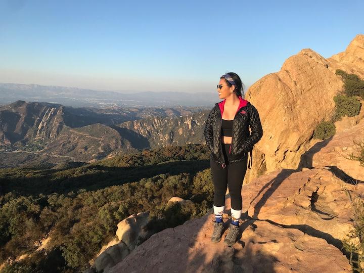 Exploring Rocky Peaks