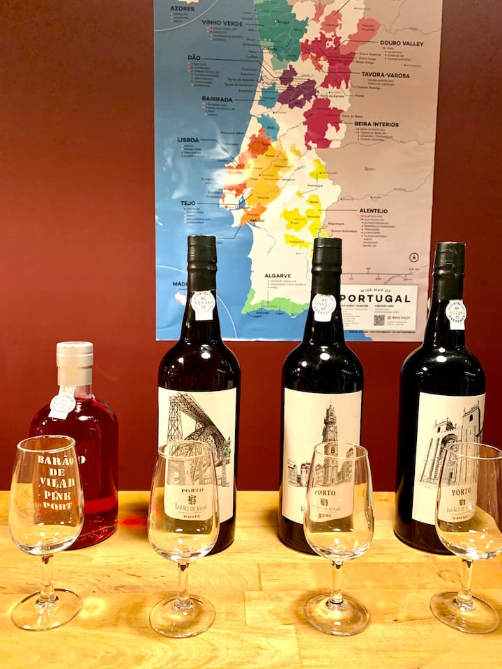 The 4 types of Port