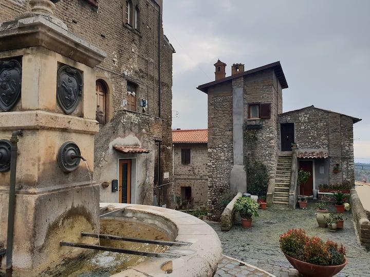 Medieval Village of Cori