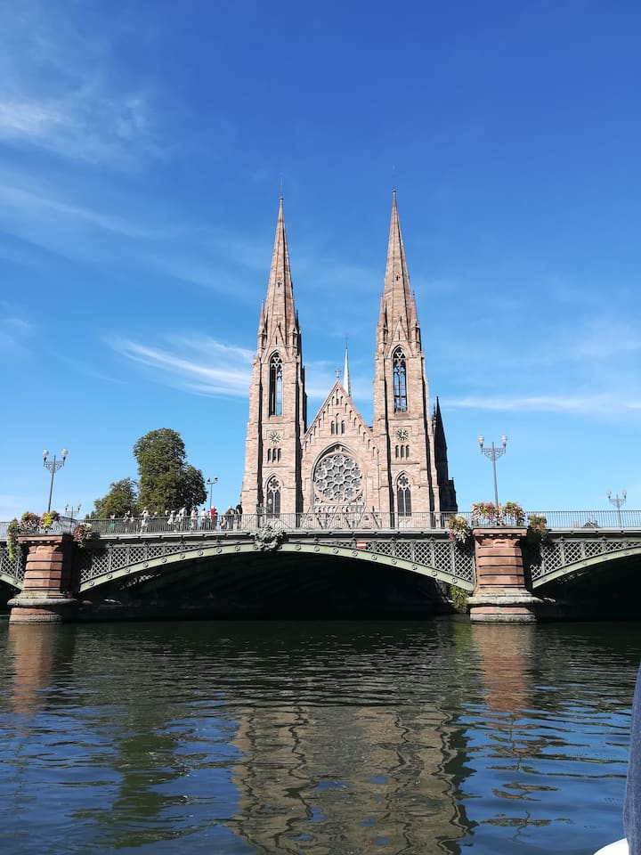 2e +haute église protestante de France